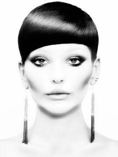 Akin Konizi hairdresser. 2013. Hair # Vanguardia # Belleza.