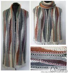 Aran Knitting Patterns, Knitting Stitches, Knit Patterns, Freeform Crochet, Crochet Shawl, Knit Crochet, Knitting Short Rows, Cable Knitting, Knitted Shawls