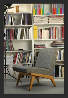 Jens Risom, Early Lounge Chair For Knoll,
