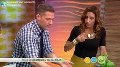 Pizza chia magból.  Próbáld ki :) TV2 FEM3 Café élő adás.