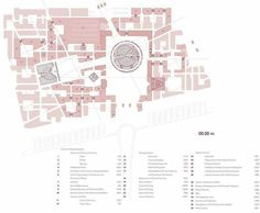 Circular Buildings, Master Plan, How To Plan, Architecture, Arquitetura, Architecture Design
