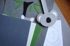 textileinterior: Я коала - славный малый :)