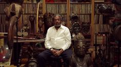 The Collector, a new documentary short by New York City-based filmmaker Mark Zemel, tells the story of Eric Edwards, a former AT&T executive who keeps a 1,600-piece collection of African art in his Clinton Hill apartment (alongside smaller-scale collections of baseball cards, antique clocks, and over 40,000 LPs).