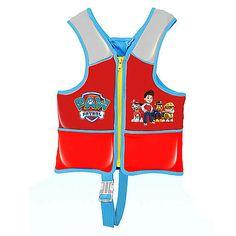 Paw Patrol Swim Vest w/Crotch Strap