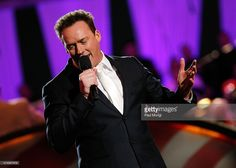 Tenor Russell Watson performs at the 26th National Memorial Day Concert Rehearsals on May 23, 2015 in Washington, DC.