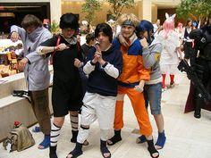 #Aburame, #Akimichi, #AWA14, #Chouji, #Cosplay, #Hinata, #Hyuuga, #Naruto, #Shino, #Sosuke, #Uchiha, #Uzumaki