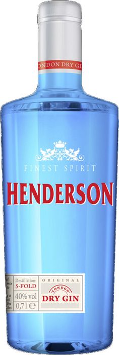 Henderson Gin of the World Germany