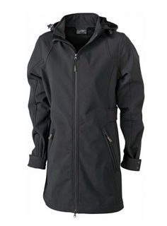 Softshellový kabát - Dámský softshellový kabát z funkčního materiálu a s TPU-membránou | Bezpotisku.cz - oblečení a móda bez potisku za rozumné ceny