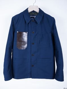 Junya Watanabe MAN - Hervier Productions Farmers Jacket