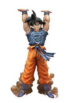 "Bandai Tamashii Nations FiguartsZero Son Goku Spirit Bomb Ver ""Dragon Ball Z"" Action Figure Bandai"