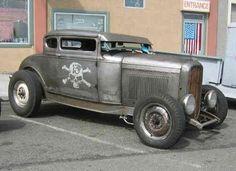 car, rat rods, window, sweet ride, hot rod, rats