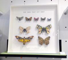 3D Printed Butterflies