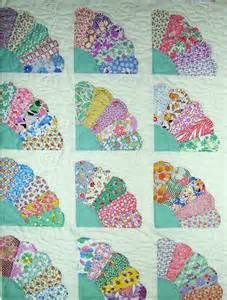 is for Quilter » Blog Archive » Grandmother's Fan Quilt