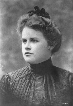 One of our eight founders, Leila Scott. An excellent student with a very mature approach to life.