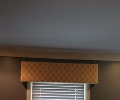 Custom Cornice for Less Than $30