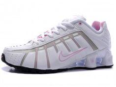 Shox Nike Blanche