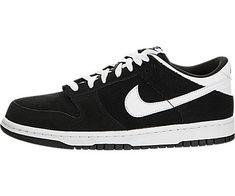 check out 5f074 54817 Nike Kids Dunk Low GS BlackWhite Skate Shoe 7 Kids US  gt  gt  gt