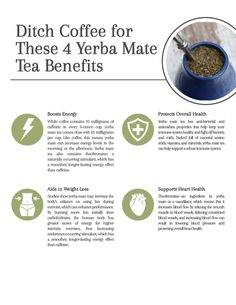 Ditch Coffee for These 6 Yerba Mate Tea Benefits - Cup & Leaf American Drinks, Yerba Mate Tea, Tomato Nutrition, Herbal Magic, Tea Benefits, Kitchen Witch, Tea Recipes, Health And Wellbeing, Natural Health