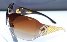 69f6072e58fc What do you get when the world of luxury eyewear meets the world of  sparkling jewels - the world s most expensive sunglasses