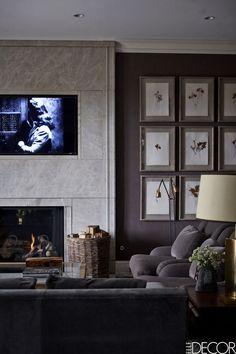 Дизайн интерьера дома в Нью-Джерси работы Nannette Brown