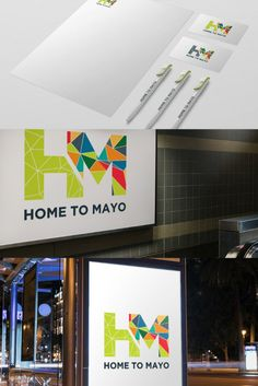 The talented designers here at Designwest have created this logo for Mayo.ie. Home to Mayo is part of the Global Irish Festival Series which is a joint initiative between Fáilte Ireland and the Department of Foreign Affairs and Trade to provide funding and support, through relevant local authorities, for events that tap into international diaspora networks to help attract overseas visitors. . Irish Festival, Hm Home, Ireland, Designers, Logo Design, Events, Create, Logos, Logo