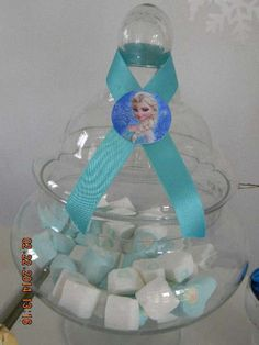 Frozen Birthday Party Ideas | Photo 1 of 41 | Catch My Party