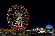 Wheel in Family Mall ... by Faris Orfali on 500px