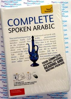 Teach Yourself Complete Spoken Arabic  Gulf Arabic