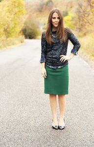 layers.  wool, plaid, sparkles (dresscorilynn.com)