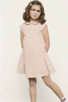 Abigail Sporty Dress