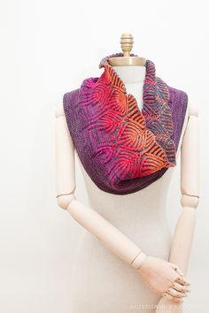 Ravelry: Bonfire pattern by Nancy Marchant