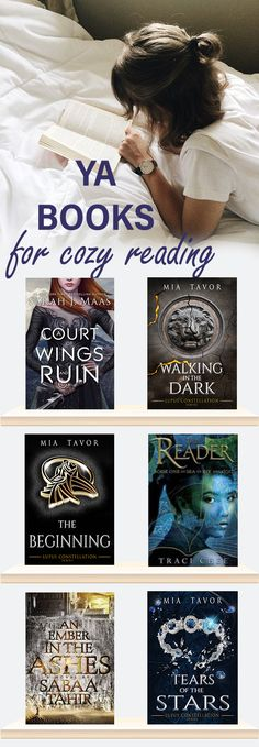 Fascinating YA Books For Cozy Reading.