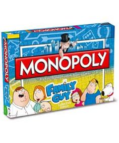 Buy Family Guy Monopoly at Argos.co.uk, visit Argos.co.uk to shop online for Games and puzzles, Games and board games