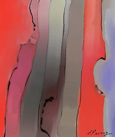 """""""juncture""""  digital painting by d. perry"""