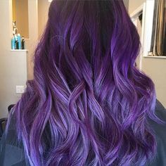 colorful hair styles 1000 images about hair on purple hair curls 2257 | 540d4135f25f165f020d2257da526cff