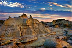 Bisti Wilderness, New Mexico, USA