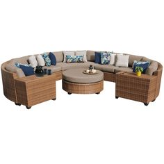 outdoor brown conventional stained steel conversation set with