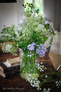 Dags för lite inspiration från FLOWERS igen och dagens tema   kändes ju lätt som en plätt för mig! Det finns ju mängder av sköna    b...