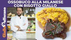 Carne, Risotto Milanese, Milanesa, Youtube, Food, Healthy, Chicken, Eten