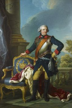 Charles-Amédée-Philippe van Loo (1719-95)    Frederick II, King of Prussia (1712-86)  1763-69  Oil on canvas | RCIN 404565