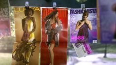 "Cablevision ""Optimum Triple Play Newsstand"" Reggaeton Magazine Dopeness!"