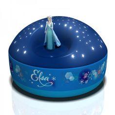 Trousselier Nachtlicht Elsa Frozen - Bonuspunkte sammeln, auf Rechnung bestellen, DHL Blitzlieferung!