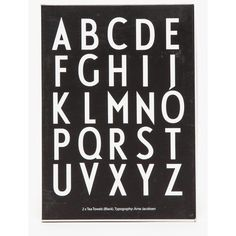 Design Letters Arne Jacobsen Letter Tea Towel ($26) ❤ liked on Polyvore featuring home, kitchen & dining, kitchen linens, backgrounds, fillers, interior design, black, cotton kitchen towels, black kitchen towels and cotton tea towels