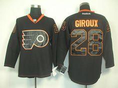 2298d5d81 NHL Jerseys Philadelphia Flyers 28 Claude GIROUX BlackIce  0  -  40.00    Ice Hockey Jerseys