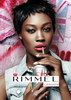 Image result for rimmel adverts
