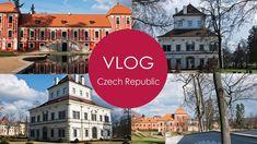 Влог. Прогулки по Чехии.