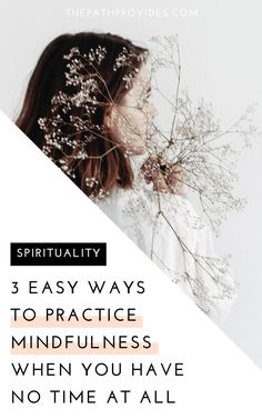3 Easy Ways to Add Mindfulness to Your Life When You Don't Have Time to Meditate — The Path Provides Guided Mindfulness Meditation, Meditation For Anxiety, Mindfulness Exercises, Mindfulness For Kids, Meditation Crystals, Meditation For Beginners, Mindfulness Activities, Chakra Meditation, Meditation Exercises