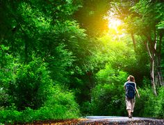 Look to the Great Outdoors to Reduce Mental Health Problems
