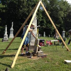 The Pontius United Methodist Church Cemetery preservation project will take Smith more than a year to achieve. Even if all of the gravestones are not found, preserving as many as possible and recording that information will give a visually historic record for Washington Township and Pickaway County. It will also help future generations learn about their ancestors.