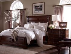 A Stately Suite Master Suite Dreams Wood Bedroom Furniture with regard to sizing 1484 X 1192 Dark Wood Bedroom Furniture Bedding - Modern stylish Dark Wood Bedroom Furniture, Bedroom Decor Dark, Bedroom Sets, Home Bedroom, Furniture Decor, Cheap Furniture, Trendy Bedroom, Luxury Furniture, Calm Bedroom